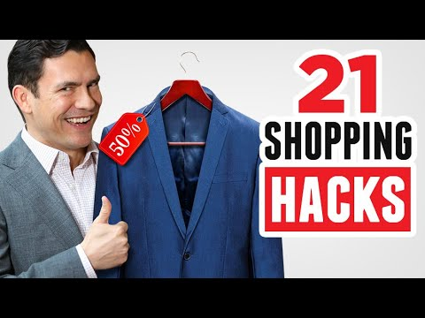 21 Money Saving Shopping Hacks (How To Shop Smart)