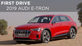 First Drive | 2019 Audi E Tron | Driving.ca