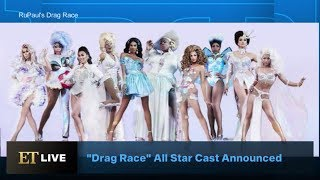 RuPaul's Drag Race All Stars 4 Cast Revealed: Valentina, Jasmine Masters, Latrice Royale, & MORE!