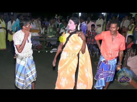 Therukuthu pabun comedy for veerapathiran swami nadagam Chennai Manali