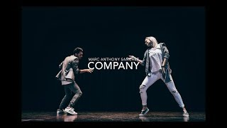 COMPANY  @Justin Bieber - Marc Anthony Sanchez Choreography