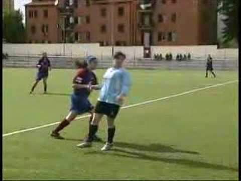 anna battaglia soccer presentation