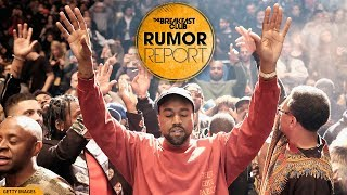 Kanye West Wants To Start His Own Church