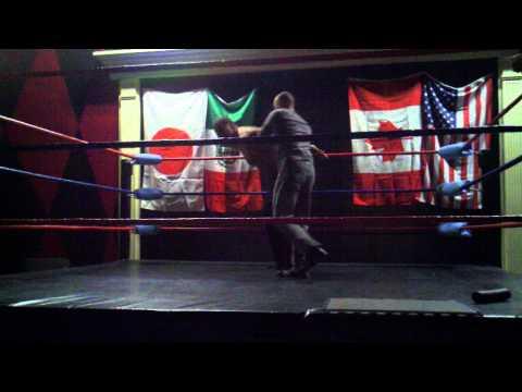 Mikhail Ruminov Pier 6 Wrestling pt. 1