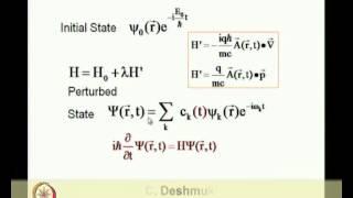 Mod-01 Lec-32 Atomic Photoionization cross sections, angular distributions of photoelectrons - 2