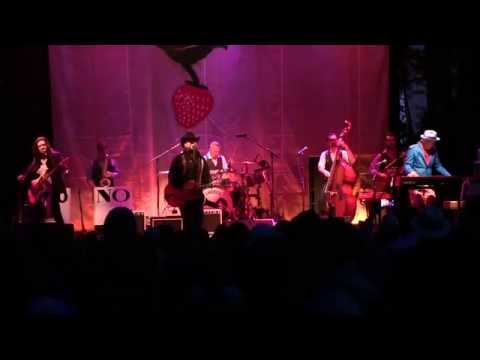 The Mavericks at Strawberry 2015 - Entire Set