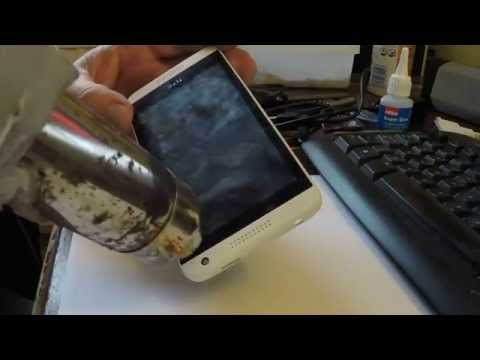 Practical Test: HTC Desire HD