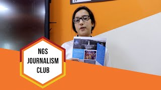NGS Journalism Club