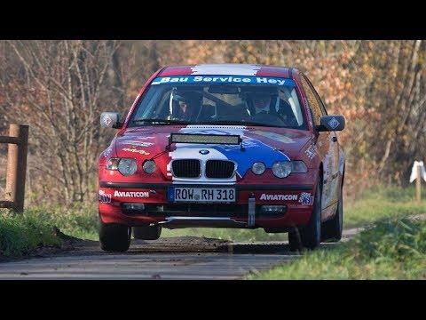 [ONBOARD] 49. Rallye Altantis - Alexander Brase - René Kirchhoff - BMW E46 318ti