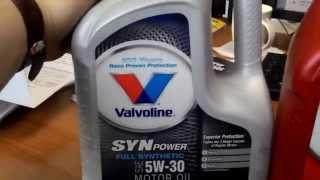 Valvoline MAXLIFE 10W 40 масло моторное