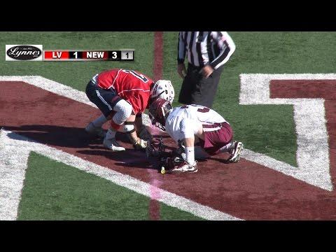 3 29 17 Lenape Valley vs Newton Boys Lacrosse
