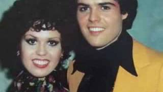 Donny and Marie- Morning side of the mountain