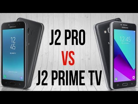 J2 Pro vs J2 Prime TV (Comparativo em 3 minutos)