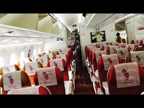 AIR INDIA DREAMLINER EXPERIENCE | ECONOMY CLASS | Delhi-Amritsar