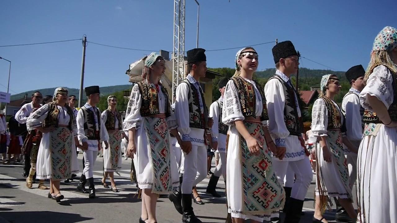 Korowód Zespołów TKB Szczyrk 2017