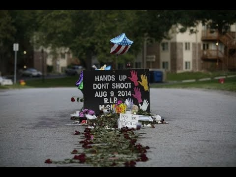 The day after Mike Brown was Killed
