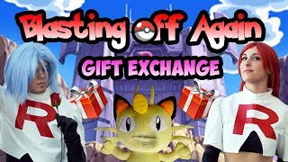 Team Rocket: Blasting Off Again - Gift Exchange