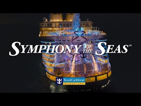 Royal Caribbean Symphony of the Seas 4k