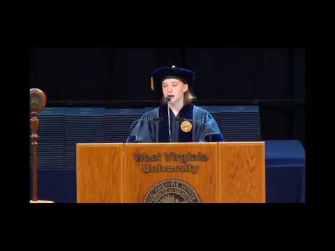 Hilde Lysiak's Commencement Speech on May 10, 2019 to the Reed School of Media