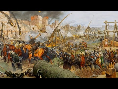 Janissaries Were the Ottoman Empire