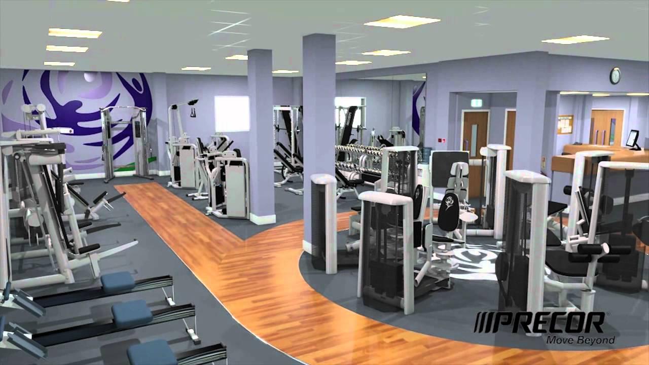 Leeds met university gym youtube for Gimnasio ua