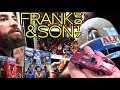 FRANK AND SON COLLECTIBLE SHOW  HOT WHEELS REDLINES ETERNIA MOTU STAR WARS TOY HUNTING