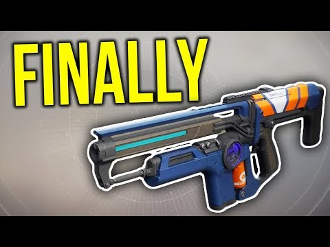 I FINALLY GOT IT!!! (Destiny 2 - Positive Outlook PvP Gameplay)