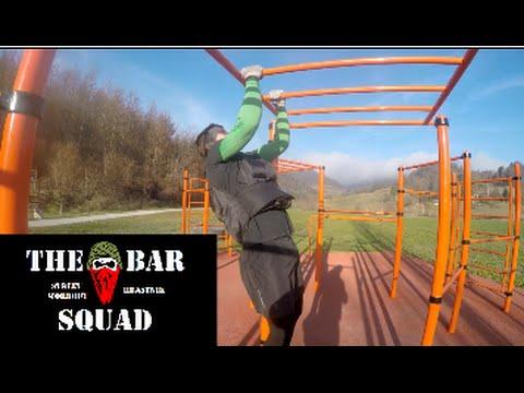 Motivation video:  The Bar Squad - Street Workout Hrastnik