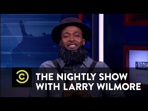 The Nightly Show - Watch Out - Mike Yard