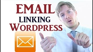 WordPress Email Link - EMAIL HTML CODE