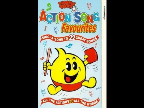 Tumble Tots: Action Song Favourites Complete VHS