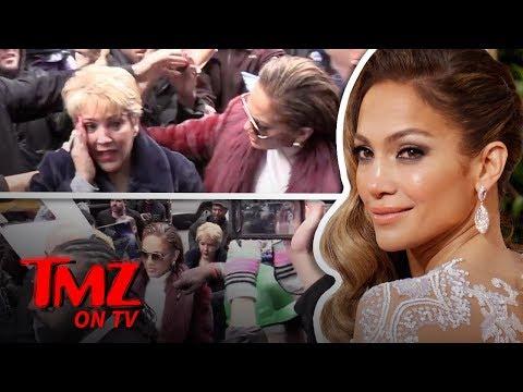 JLo's Mom Attacked! | TMZ TV