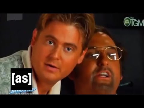 Where Does the Water Go? | Tim and Eric Awesome Show, Great Job! | Adult Swim