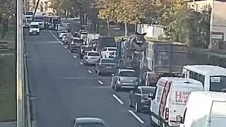 Авария в Красном Селе 25.09.20