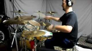 MORBID ANGEL - God of Emptiness - Drum Cover