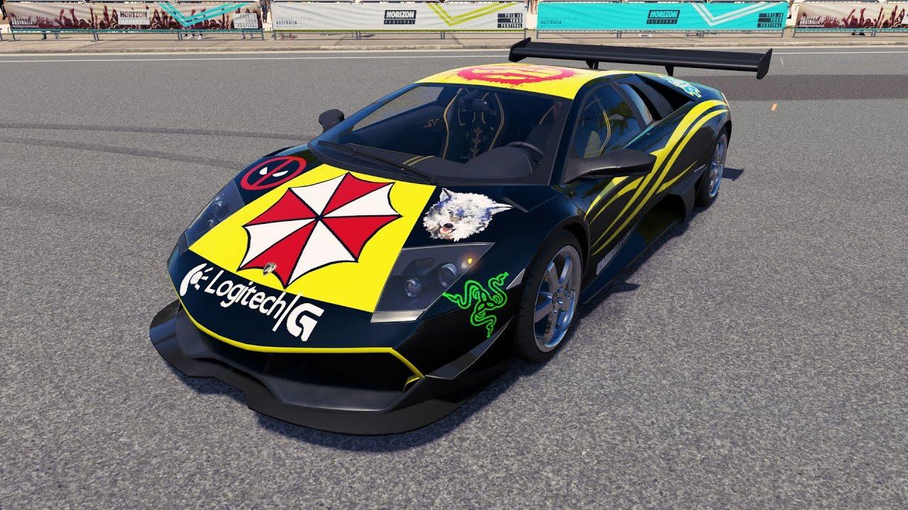 Logitech G29 Wheel Settings For Forza Horizon 4 Pc – Fondos de Pantalla