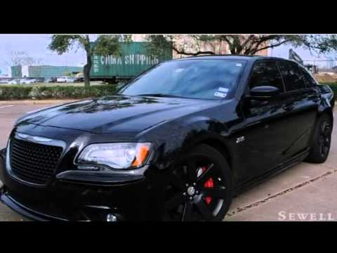2012 Chrysler 300C SRT8 Houston TX 77079  YouTube