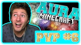 Als ob!!! | Minecraft AURA PVP #6 | izzi