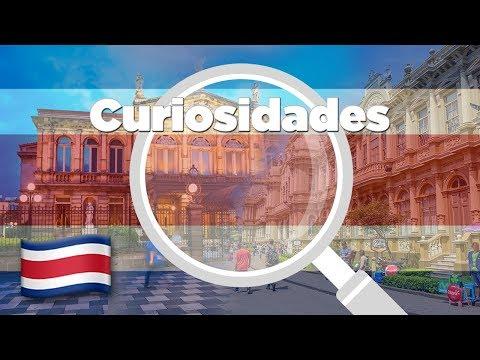 Las 20 curiosidades de Costa Rica