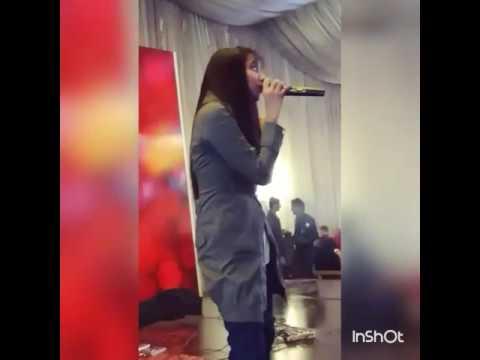 Sana Zulfiqar Sing Live Jey Mundeya From Jawani Phir Nahi Ani