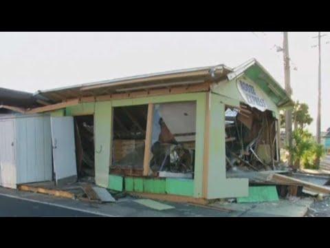 Hurricane Michael wreaks havoc across Florida