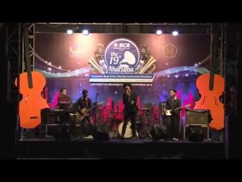 Indra Widjaya live at The 19th Kharisma