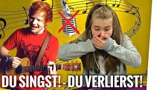 Wer bei diesem Video SINGT hat VERLOREN thumbnail