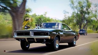 Forza Horizon 3| 1969 Dodge Charger R/T