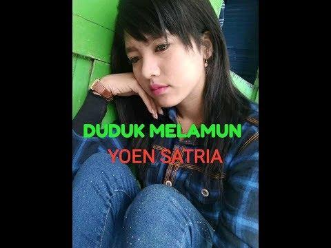DUDUK MELAMUN - YOEN SATRIA - PRIMADONA MUSIC DANGDUT JEPARA