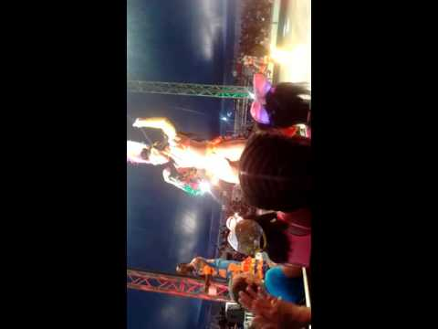 Cleveland's universoul circus