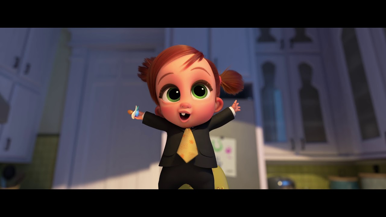 Boss Baby: Familiebedriften   Offisiell Trailer (norsk tekst)