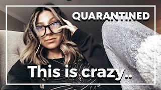 QUARANTINED IN LA WITH A NEWBORN BABY | Hillary Alex