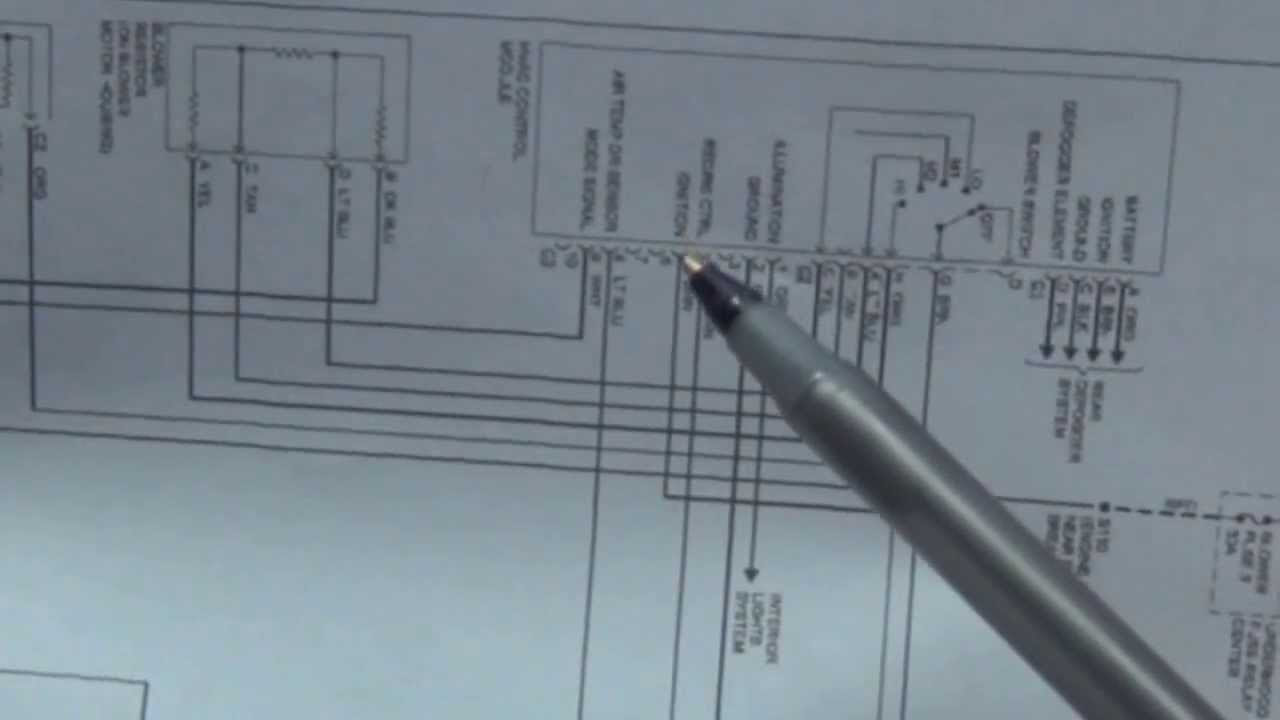 how to read wiring diagrams (schematics) automotive youtubeIndustrial Wiring Schematics Free Download Wiring Diagram Schematic #19