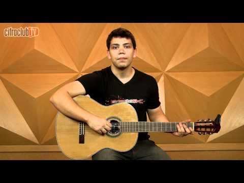 Arde Outra Vez - Thalles Roberto (aula de violão completa)